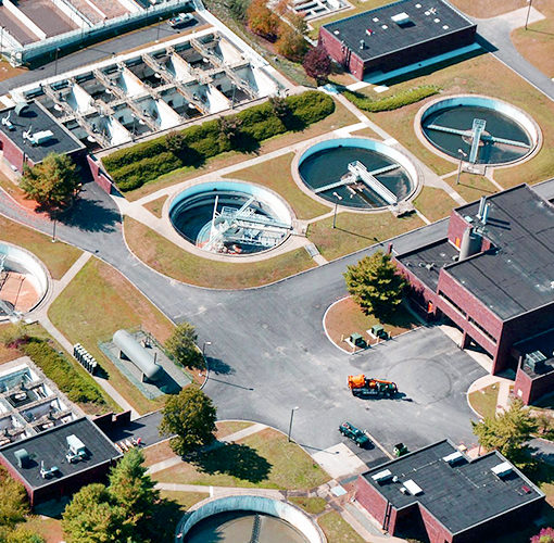 Waste Water Treatment Plant O&M Services